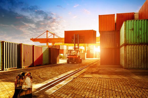 Shipping in Afrika
